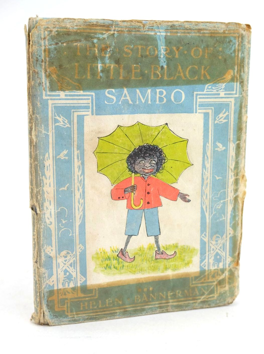 Photo of THE STORY OF LITTLE BLACK SAMBO- Stock Number: 1320092
