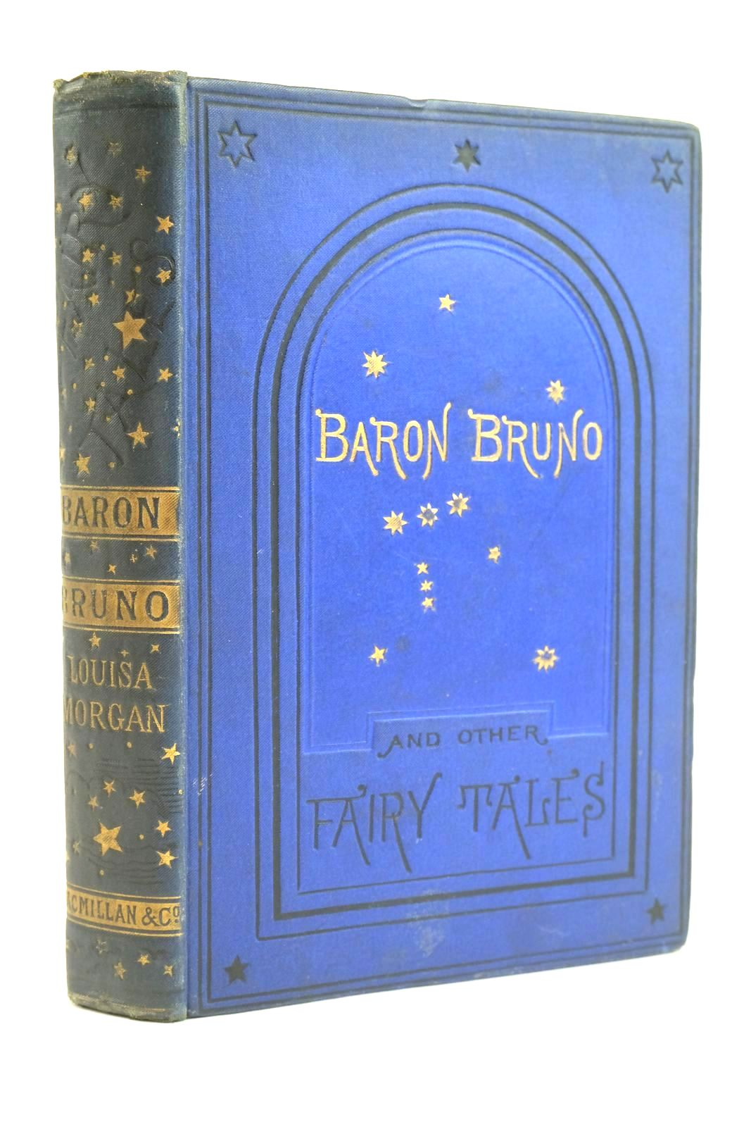 Photo of BARON BRUNO; OR, THE UNBELIEVING PHILOSOPHER, AND OTHER FAIRY STORIES- Stock Number: 1320100