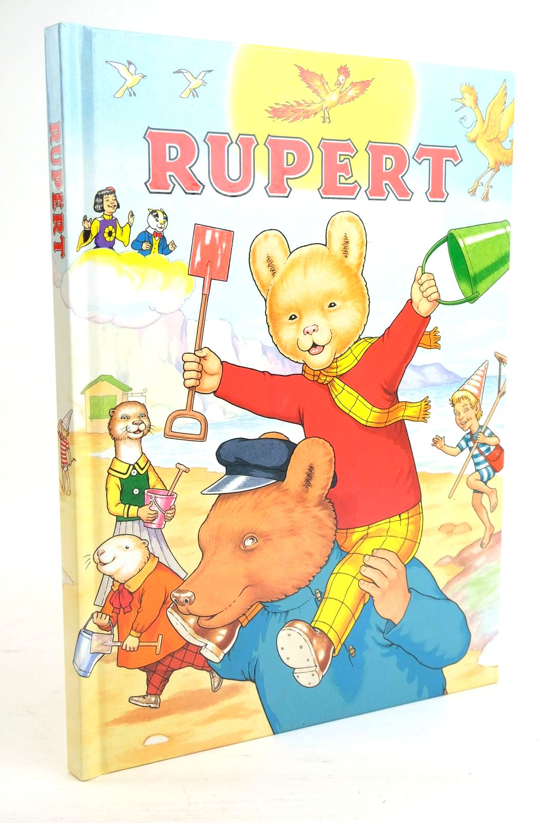 Photo of RUPERT ANNUAL 1994 written by Robinson, Ian illustrated by Harrold, John published by Daily Express (STOCK CODE: 1320111)  for sale by Stella & Rose's Books