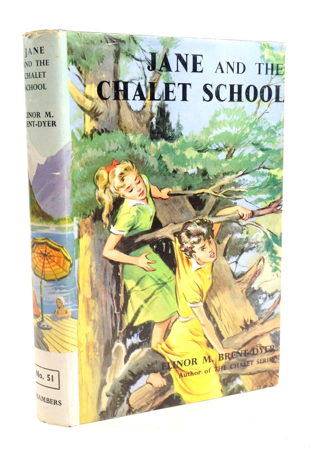 Photo of JANE AND THE CHALET SCHOOL- Stock Number: 1320112