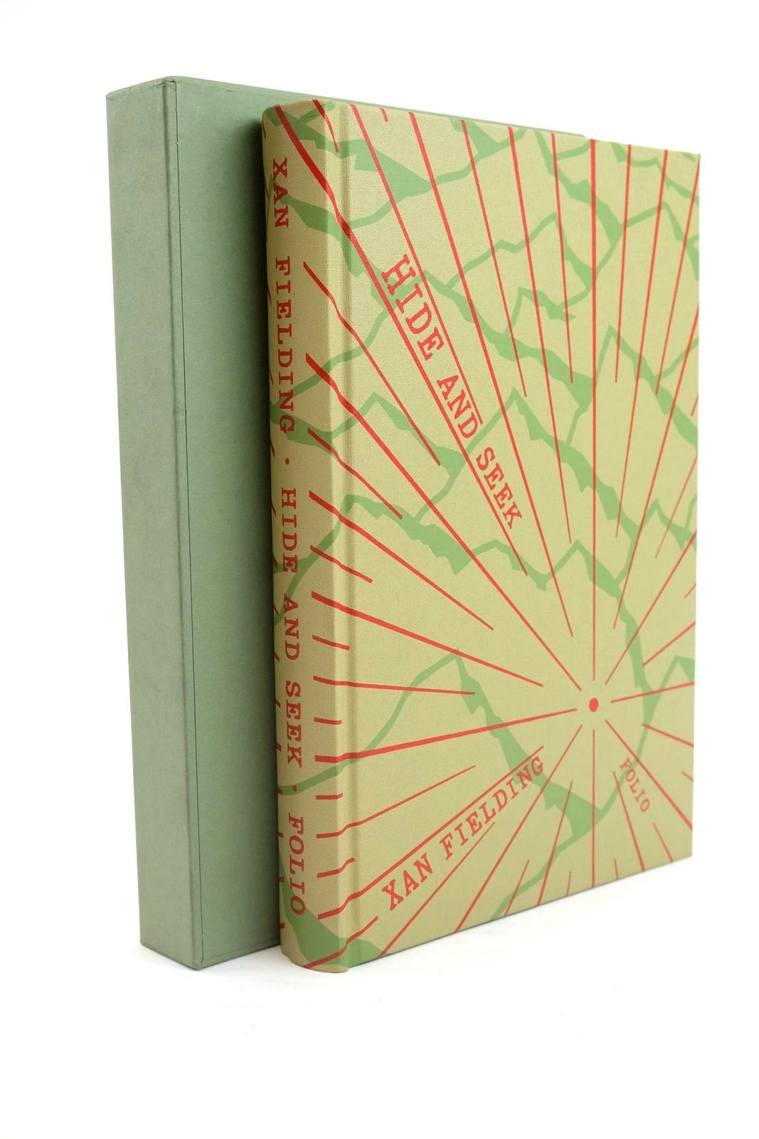 Photo of HIDE AND SEEK - THE STORY OF A WARTIME AGENT written by Fielding, Xan published by Folio Society (STOCK CODE: 1320133)  for sale by Stella & Rose's Books