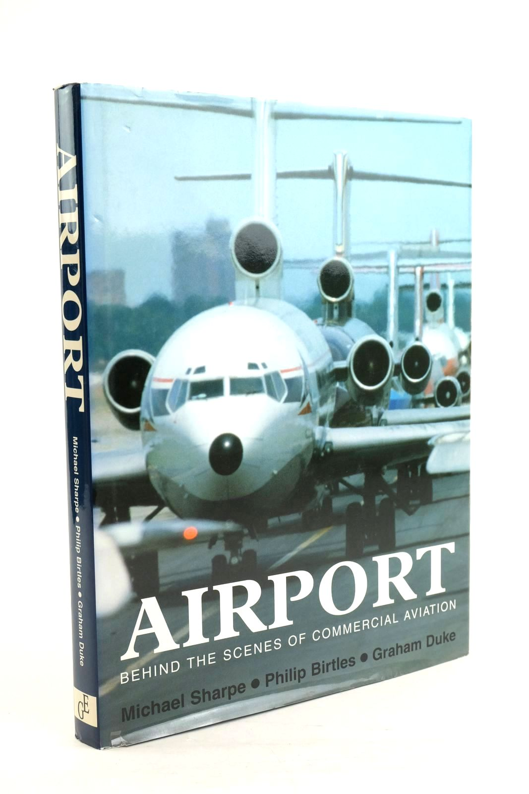Photo of AIRPORT written by Sharpe, Michael Birtles, Philip Duke, Graham published by PRC Publishing (STOCK CODE: 1320140)  for sale by Stella & Rose's Books