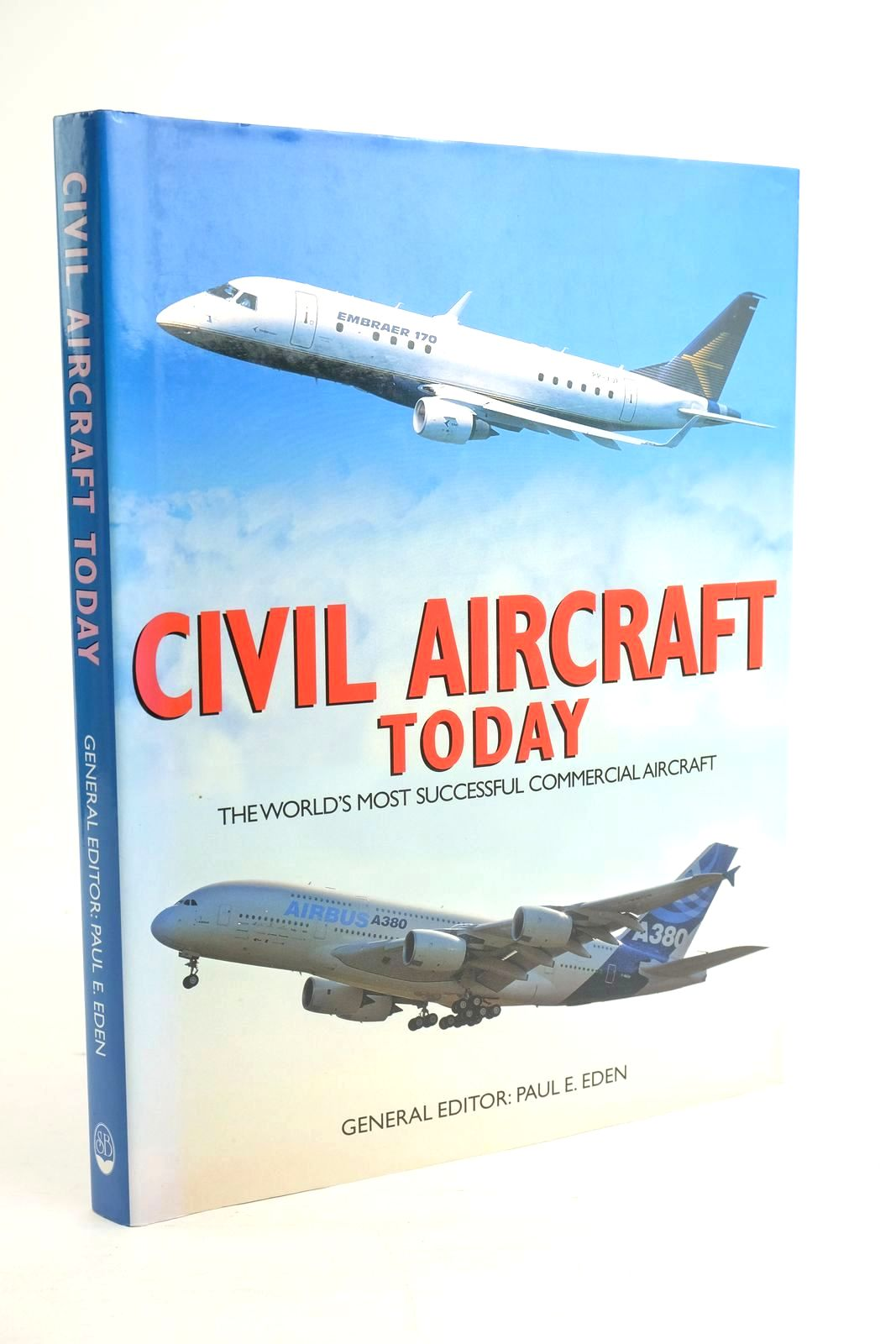 Photo of CIVIL AIRCRAFT TODAY written by Eden, Paul E. published by Silverdale Books (STOCK CODE: 1320141)  for sale by Stella & Rose's Books