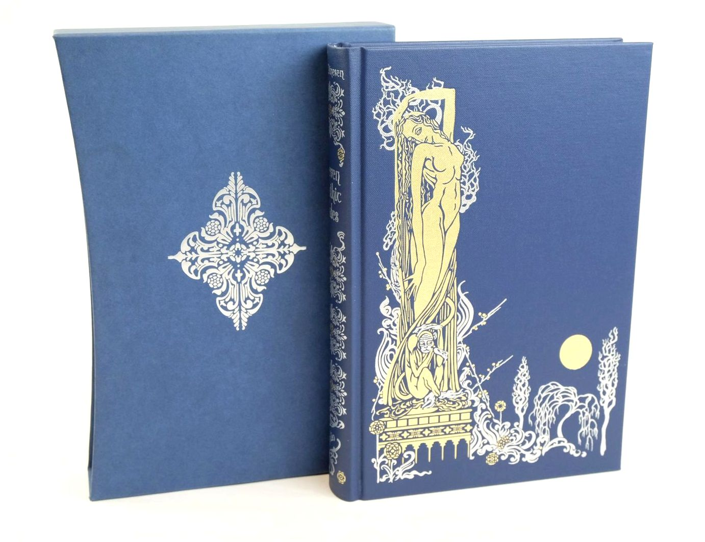 Photo of SEVEN GOTHIC TALES written by Dinesen, Isak illustrated by Baylay, Kate published by Folio Society (STOCK CODE: 1320149)  for sale by Stella & Rose's Books