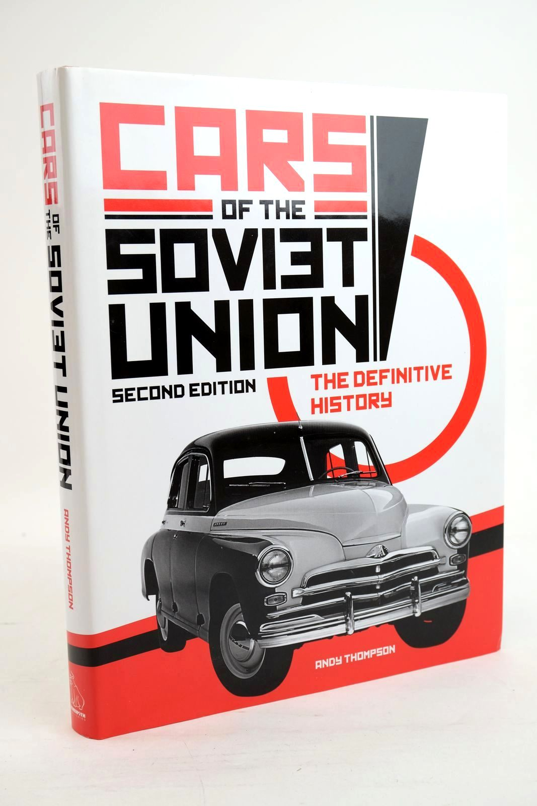 Photo of CARS OF THE SOVIET UNION - THE DEFINITIVE HISTORY written by Thomspon, Andy published by Behemoth Publishing (STOCK CODE: 1320163)  for sale by Stella & Rose's Books