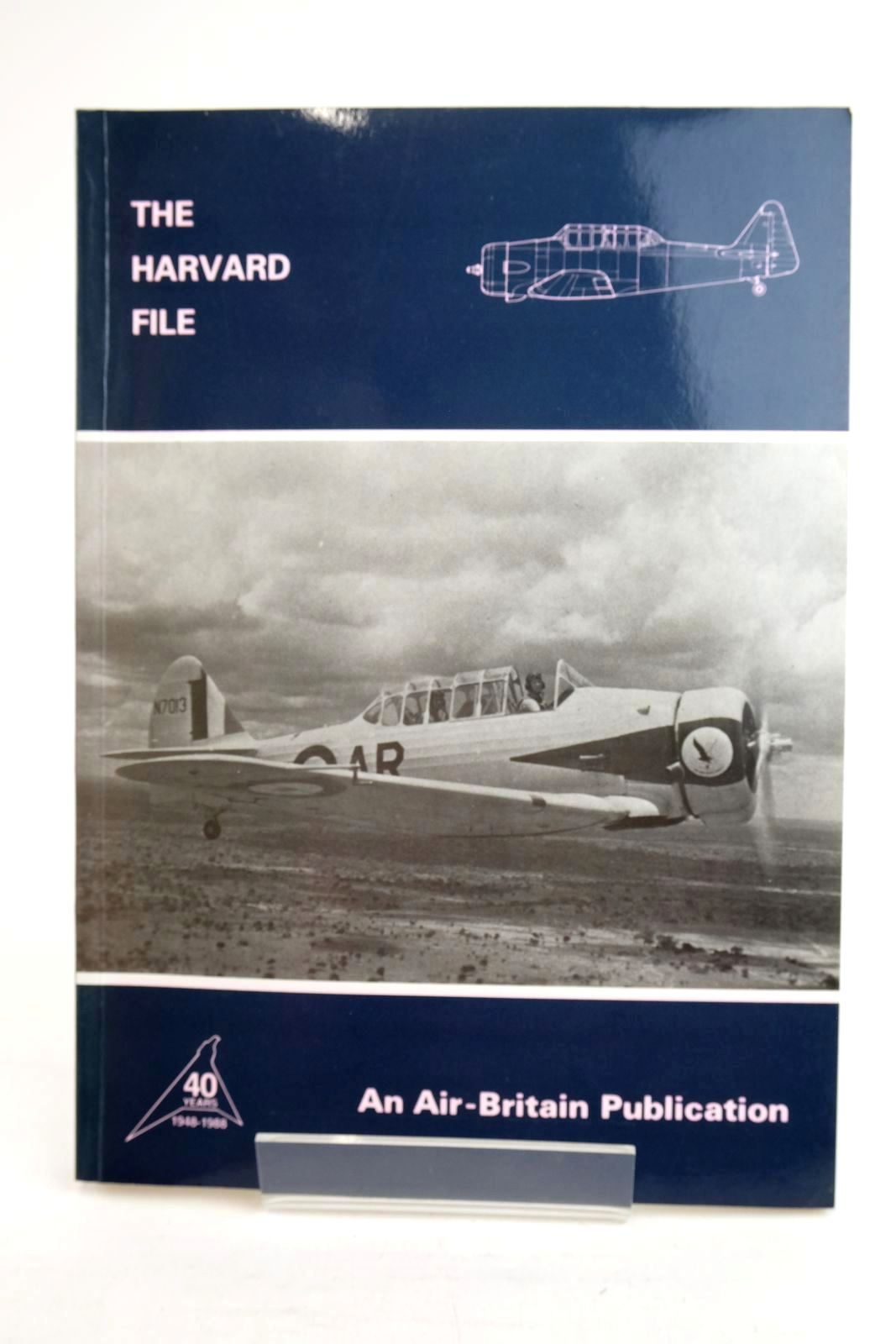 Photo of THE HARVARD FILE written by Hamlin, John F. published by Air-Britain (Historians) Ltd. (STOCK CODE: 1320164)  for sale by Stella & Rose's Books
