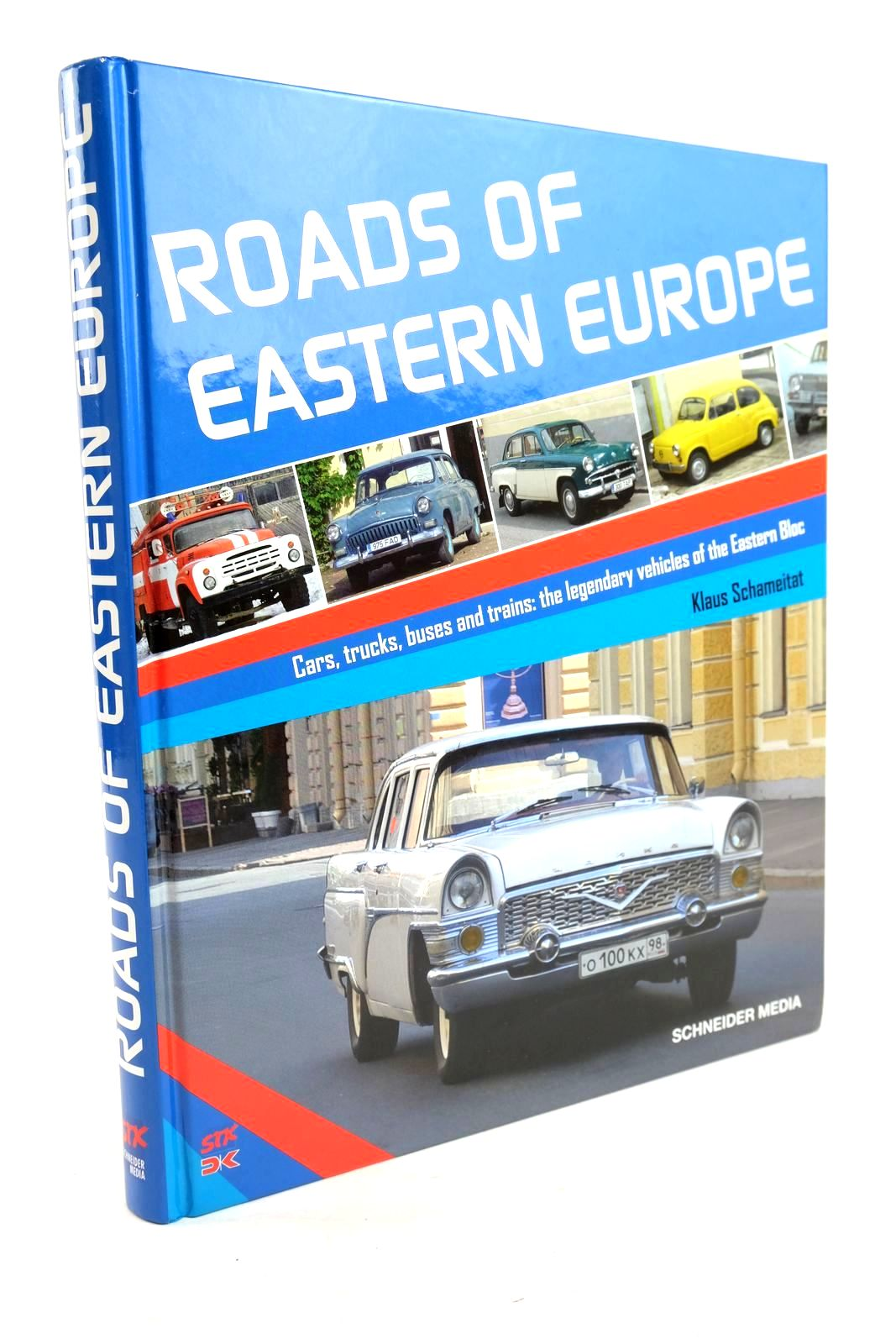 Photo of ROADS OF EASTERN EUROPE written by Schameitat, Klaus published by Schneider Media (STOCK CODE: 1320166)  for sale by Stella & Rose's Books