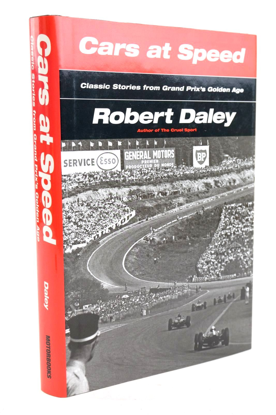 Photo of CARS AT SPEED written by Daley, Robert published by Motorbooks (STOCK CODE: 1320181)  for sale by Stella & Rose's Books