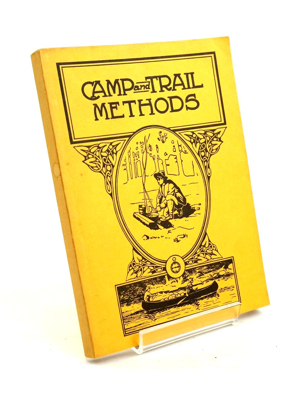 Photo of CAMP AND TRAIL METHODS written by Kreps, E. published by A.R. Harding (STOCK CODE: 1320193)  for sale by Stella & Rose's Books