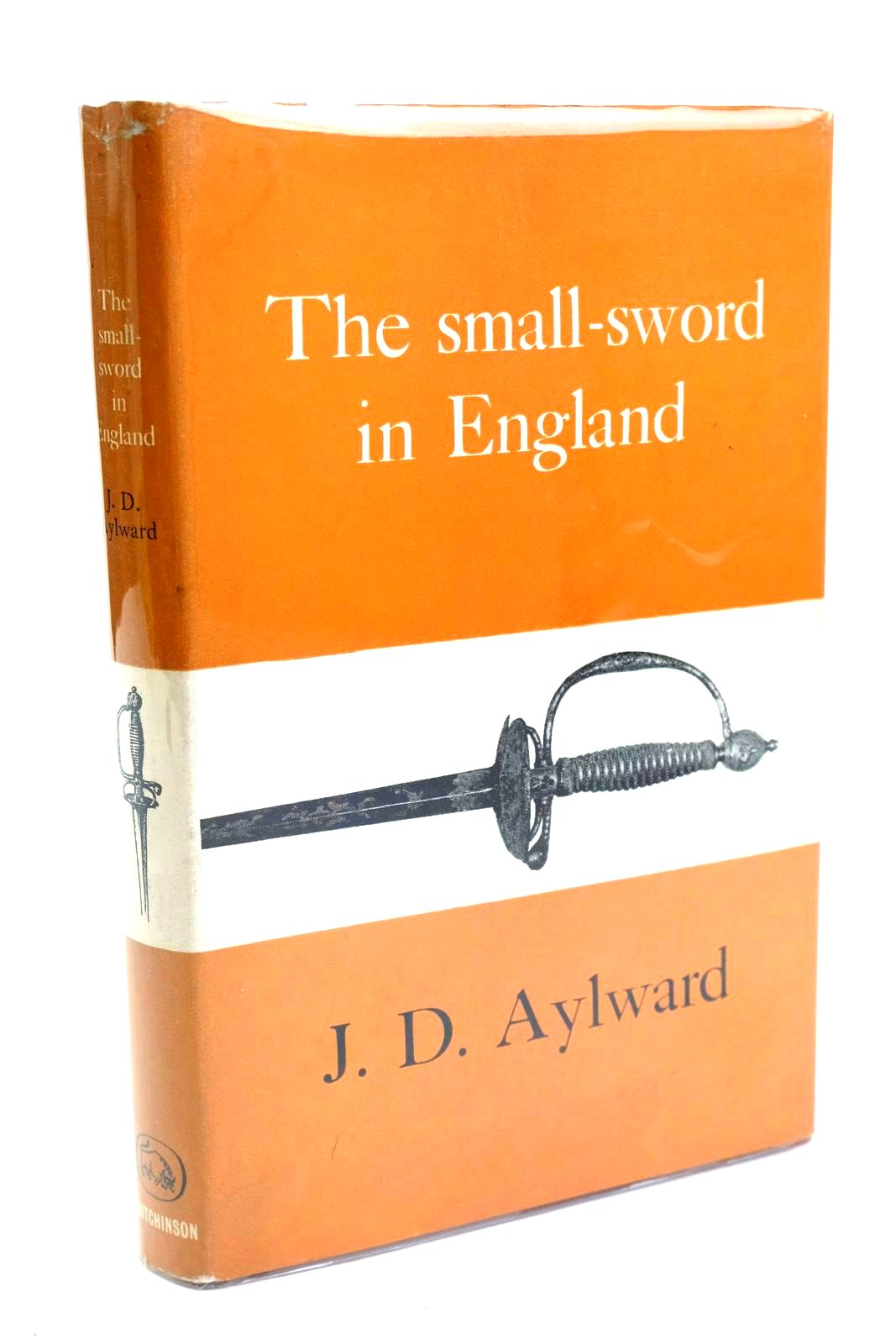 Photo of THE SMALL-SWORD IN ENGLAND written by Aylward, J.D. published by Hutchinson & Co. Ltd (STOCK CODE: 1320209)  for sale by Stella & Rose's Books
