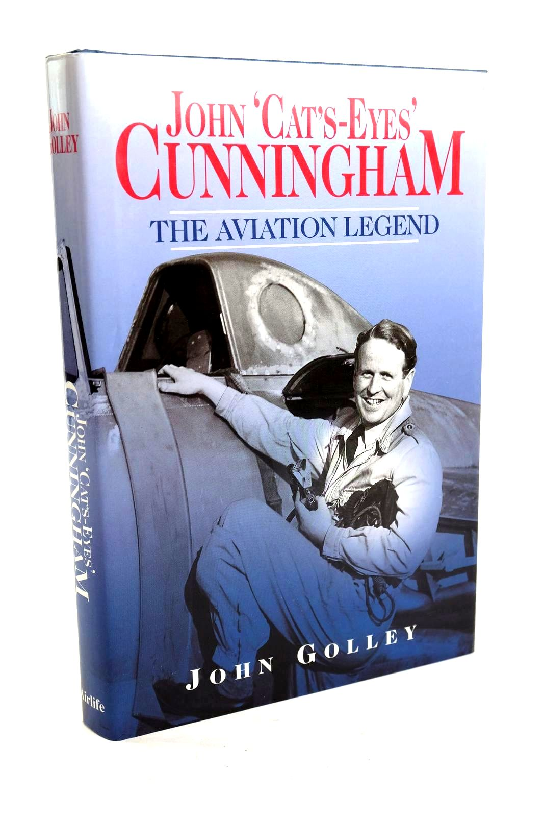 Photo of JOHN CAT'S-EYES CUNNINGHAM THE AVIATION LEGEND- Stock Number: 1320214