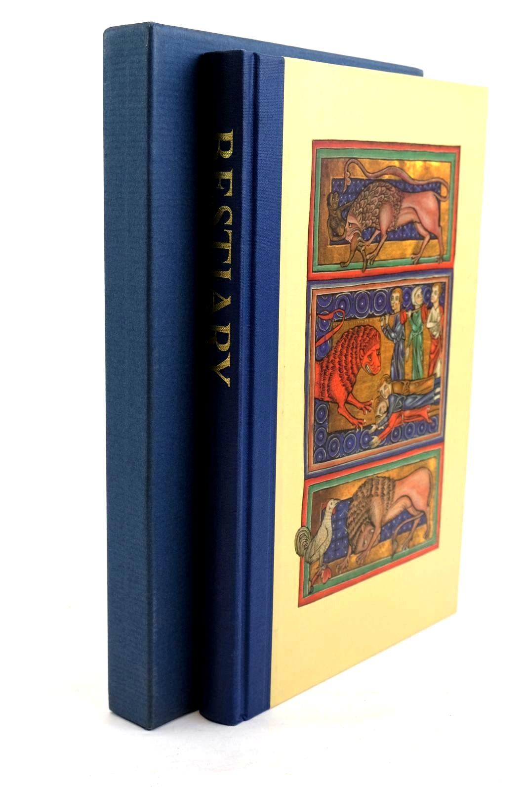 Photo of BESTIARY written by Barber, Richard published by Folio Society (STOCK CODE: 1320224)  for sale by Stella & Rose's Books
