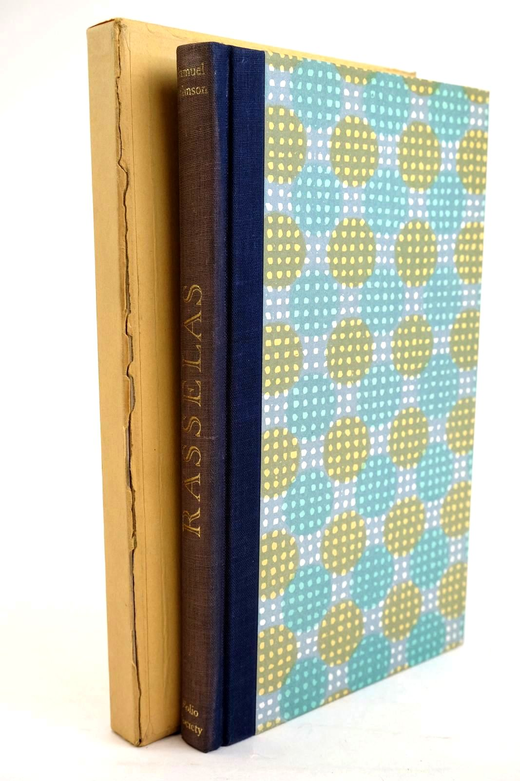 Photo of THE HISTORY OF RASSELAS PRINCE OF ABYSSINIA written by Johnson, Samuel illustrated by Bawden, Edward published by Folio Society (STOCK CODE: 1320238)  for sale by Stella & Rose's Books