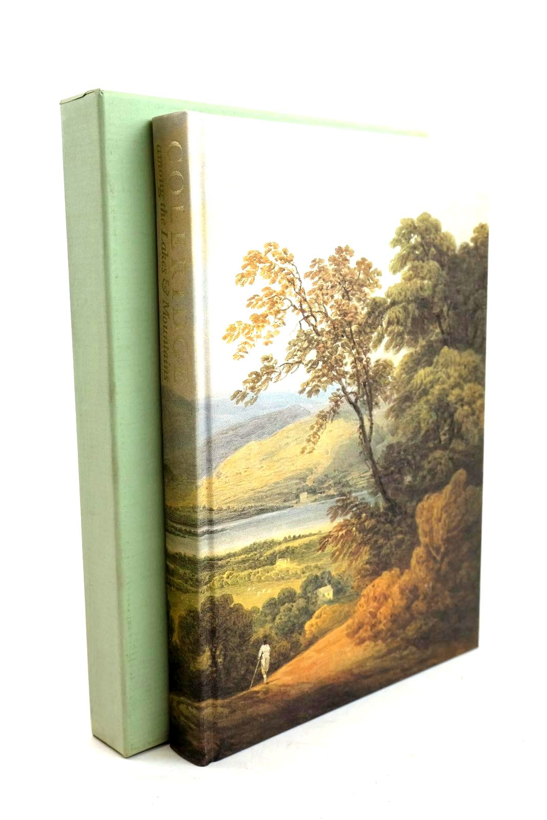 Photo of COLERIDGE AMONG THE LAKES & MOUNTAINS written by Coleridge, Samuel Taylor Hudson, Roger published by Folio Society (STOCK CODE: 1320247)  for sale by Stella & Rose's Books