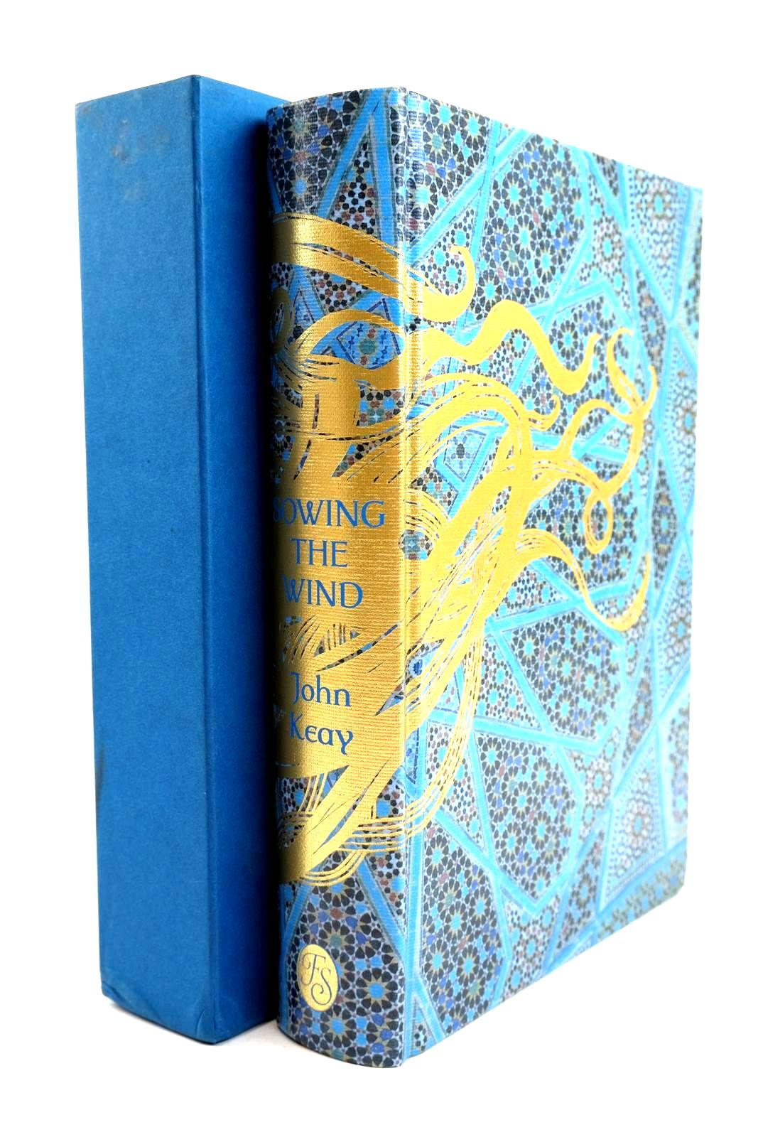 Photo of SOWING THE WIND written by Keay, John Fisk, Robert published by Folio Society (STOCK CODE: 1320251)  for sale by Stella & Rose's Books