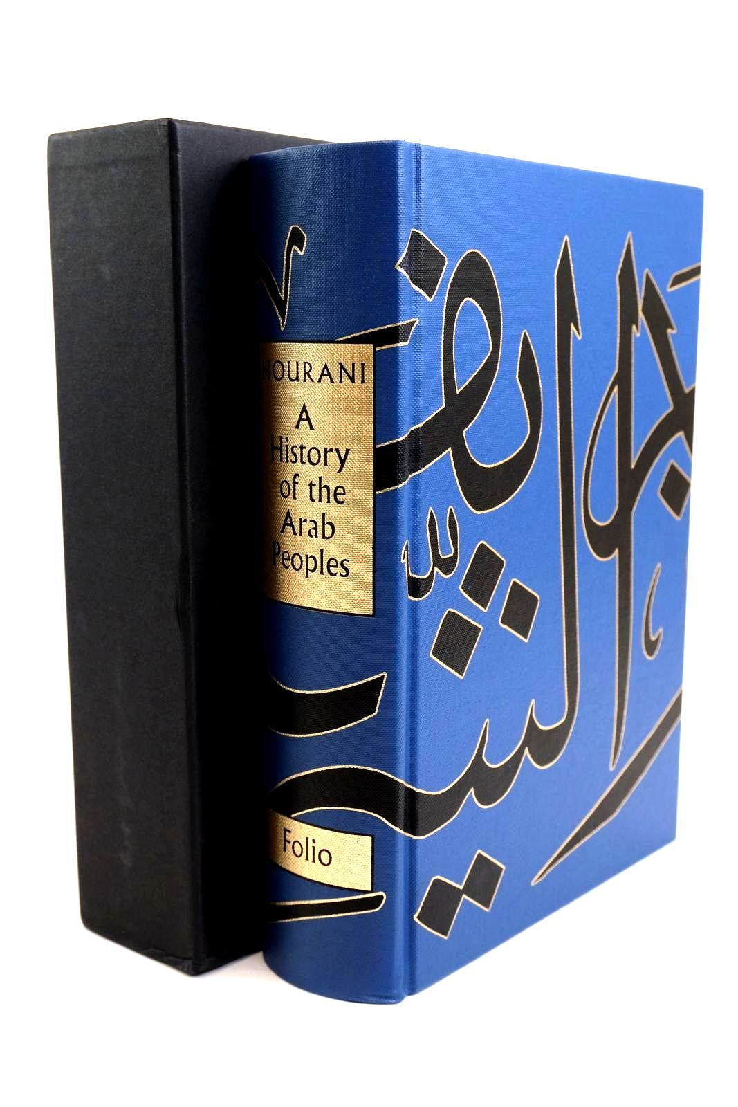 Photo of A HISTORY OF THE ARAB PEOPLES written by Hourani, Albert published by Folio Society (STOCK CODE: 1320253)  for sale by Stella & Rose's Books