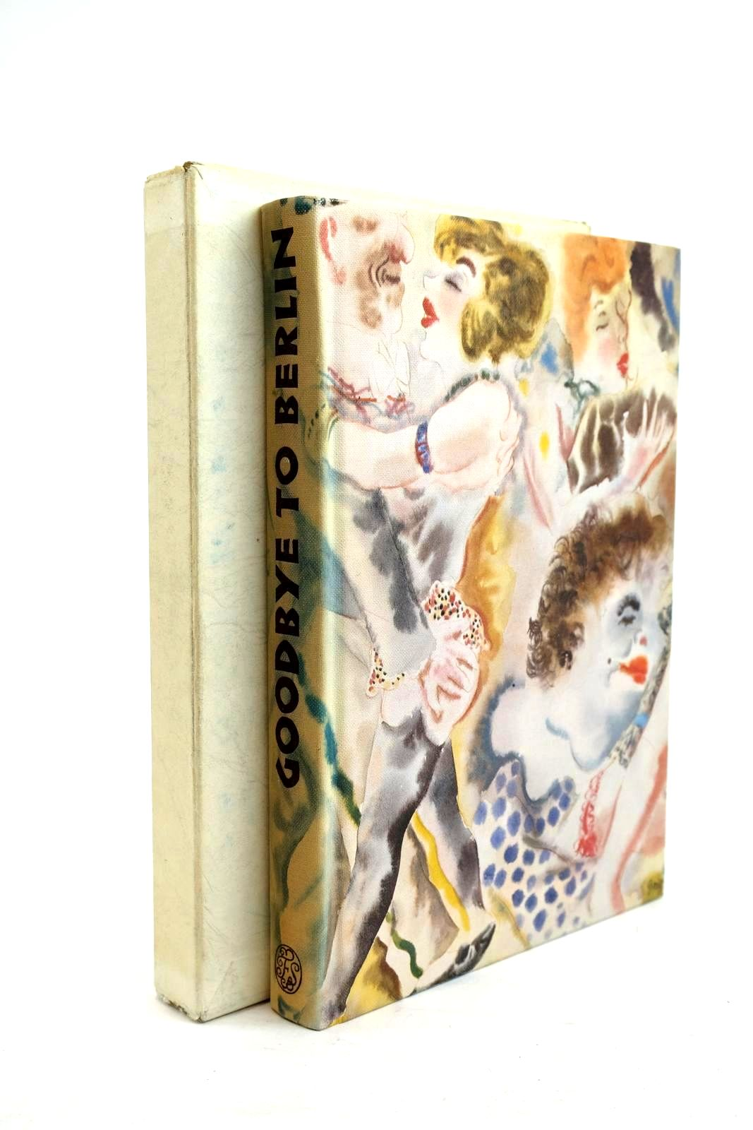 Photo of GOODBYE TO BERLIN written by Isherwood, Christopher illustrated by Grosz, George published by Folio Society (STOCK CODE: 1320259)  for sale by Stella & Rose's Books