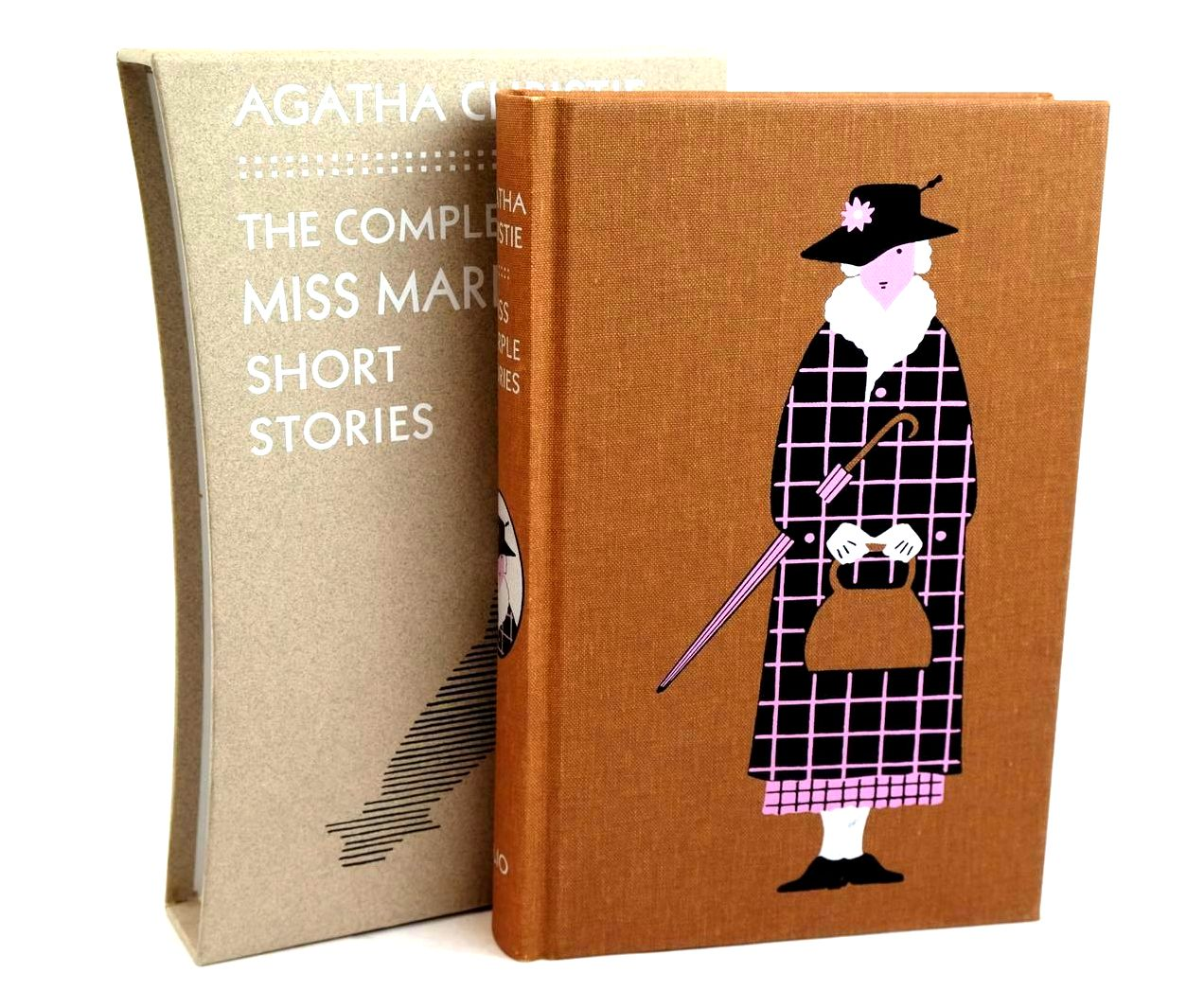 Photo of THE COMPLETE MISS MARPLE SHORT STORIES written by Christie, Agatha illustrated by Brown, Christopher published by Folio Society (STOCK CODE: 1320266)  for sale by Stella & Rose's Books