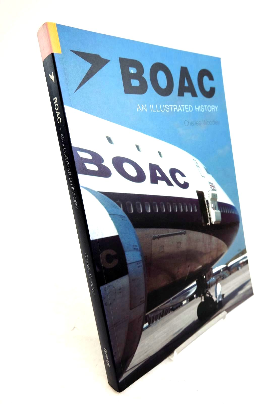 Photo of BOAC AN ILLUSTRATED HISTORY- Stock Number: 1320279