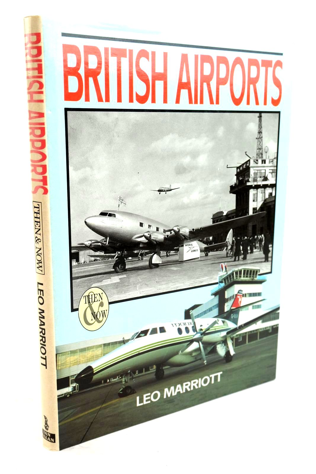 Photo of BRITISH AIRPORTS THEN & NOW- Stock Number: 1320286