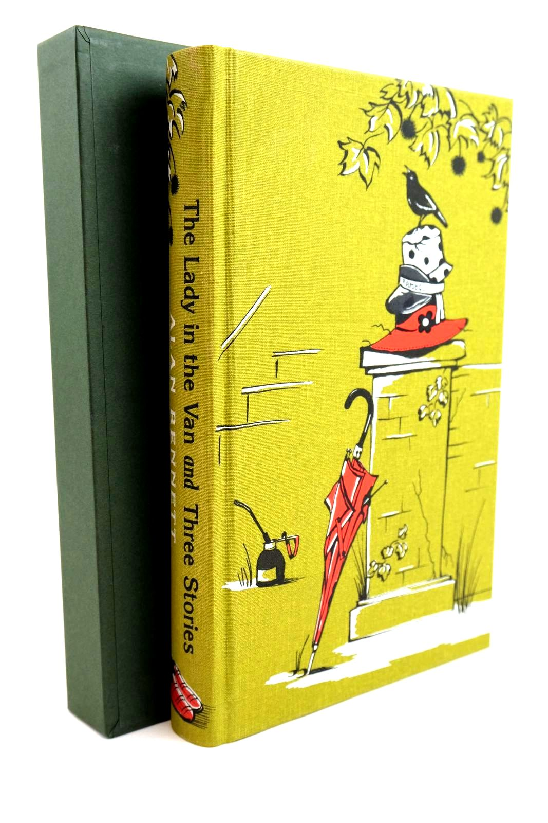 Photo of THE LADY IN THE VAN AND THREE STORIES written by Bennett, Alan illustrated by Smithson, Helen published by Folio Society (STOCK CODE: 1320304)  for sale by Stella & Rose's Books