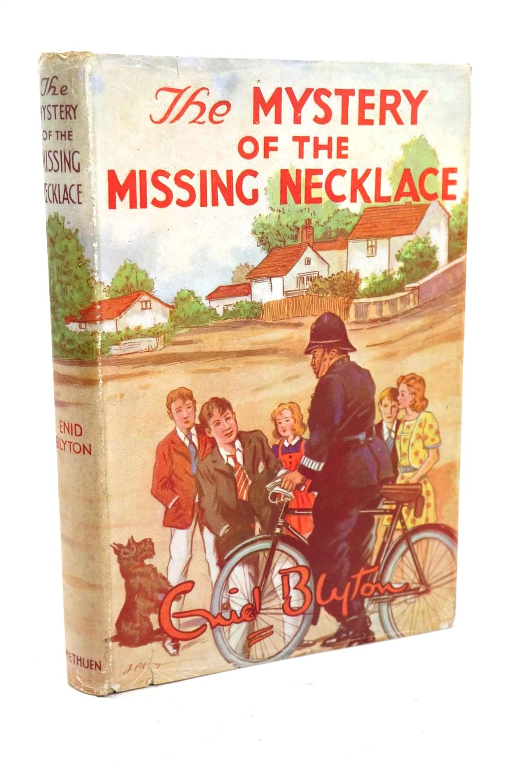 Photo of THE MYSTERY OF THE MISSING NECKLACE written by Blyton, Enid illustrated by Abbey, J. published by Methuen & Co. Ltd. (STOCK CODE: 1320312)  for sale by Stella & Rose's Books