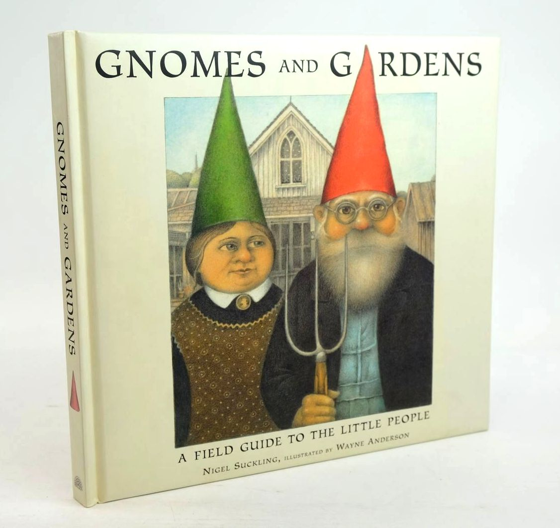 Photo of GNOMES AND GARDENS- Stock Number: 1320336