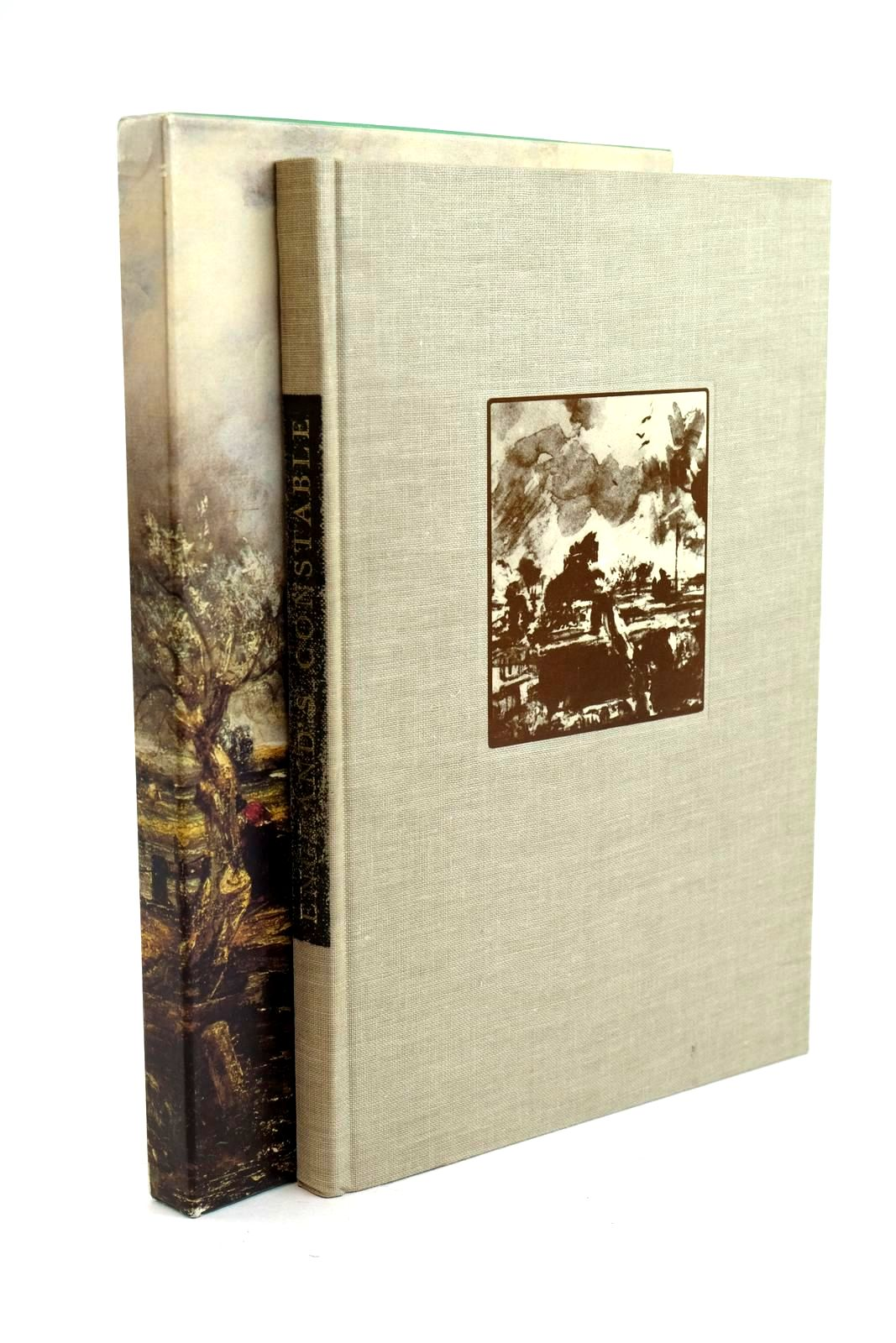 Photo of ENGLAND'S CONSTABLE written by Darracott, Joseph Constable, John illustrated by Constable, John published by Folio Society (STOCK CODE: 1320349)  for sale by Stella & Rose's Books