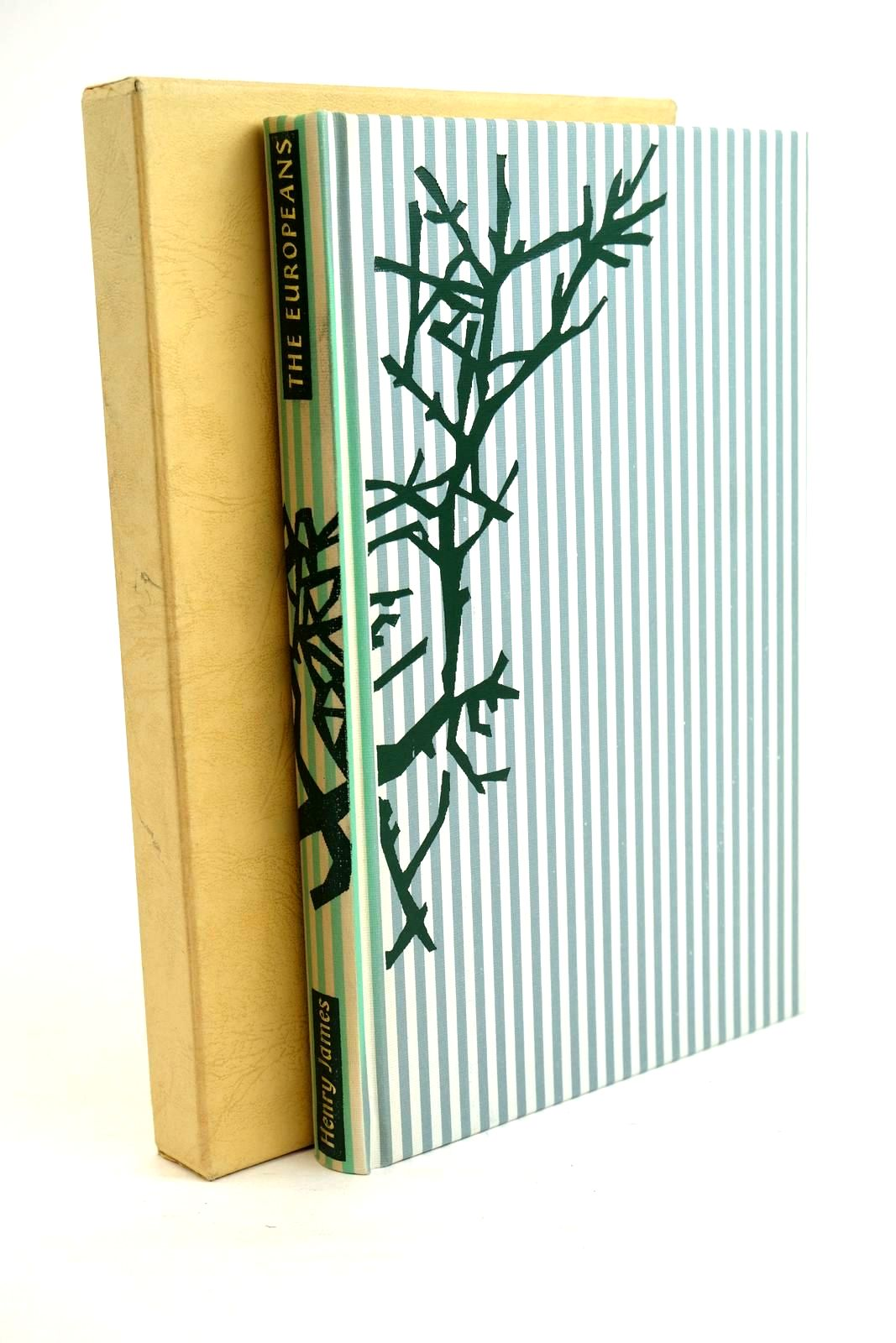 Photo of THE EUROPEANS written by James, Henry