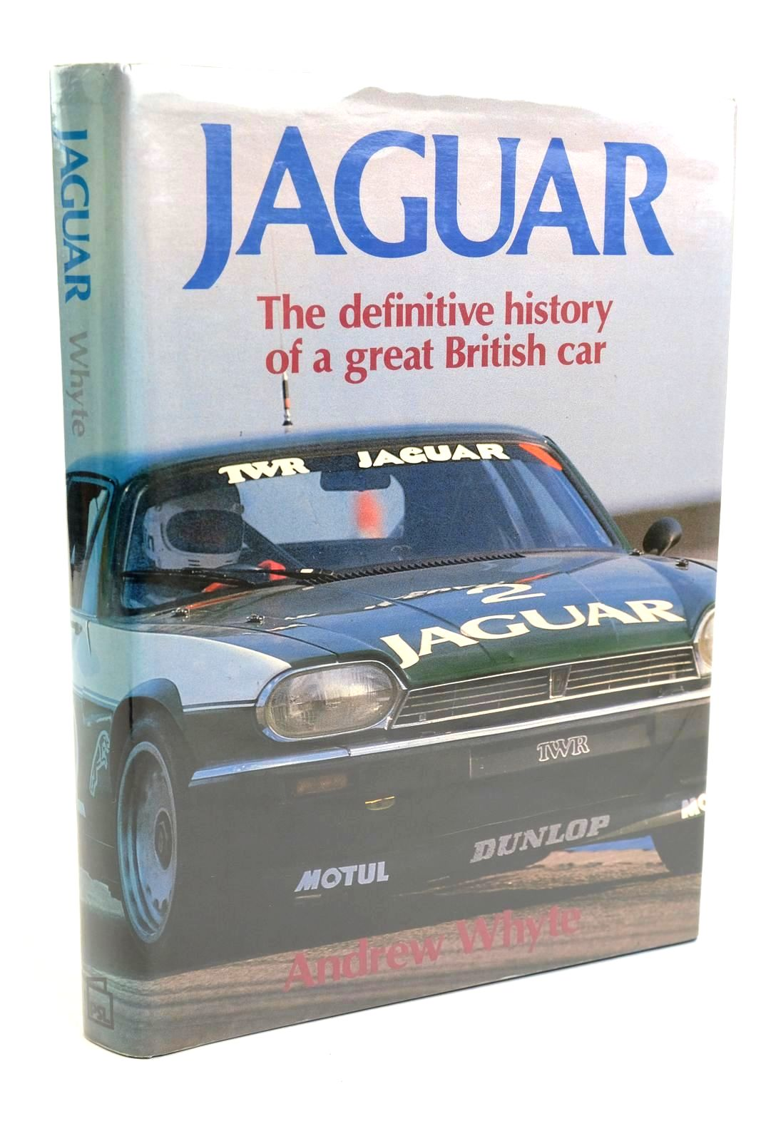 Photo of JAGUAR THE HISTORY OF A GREAT BRITISH CAR written by Whyte, Andrew published by Patrick Stephens (STOCK CODE: 1320359)  for sale by Stella & Rose's Books