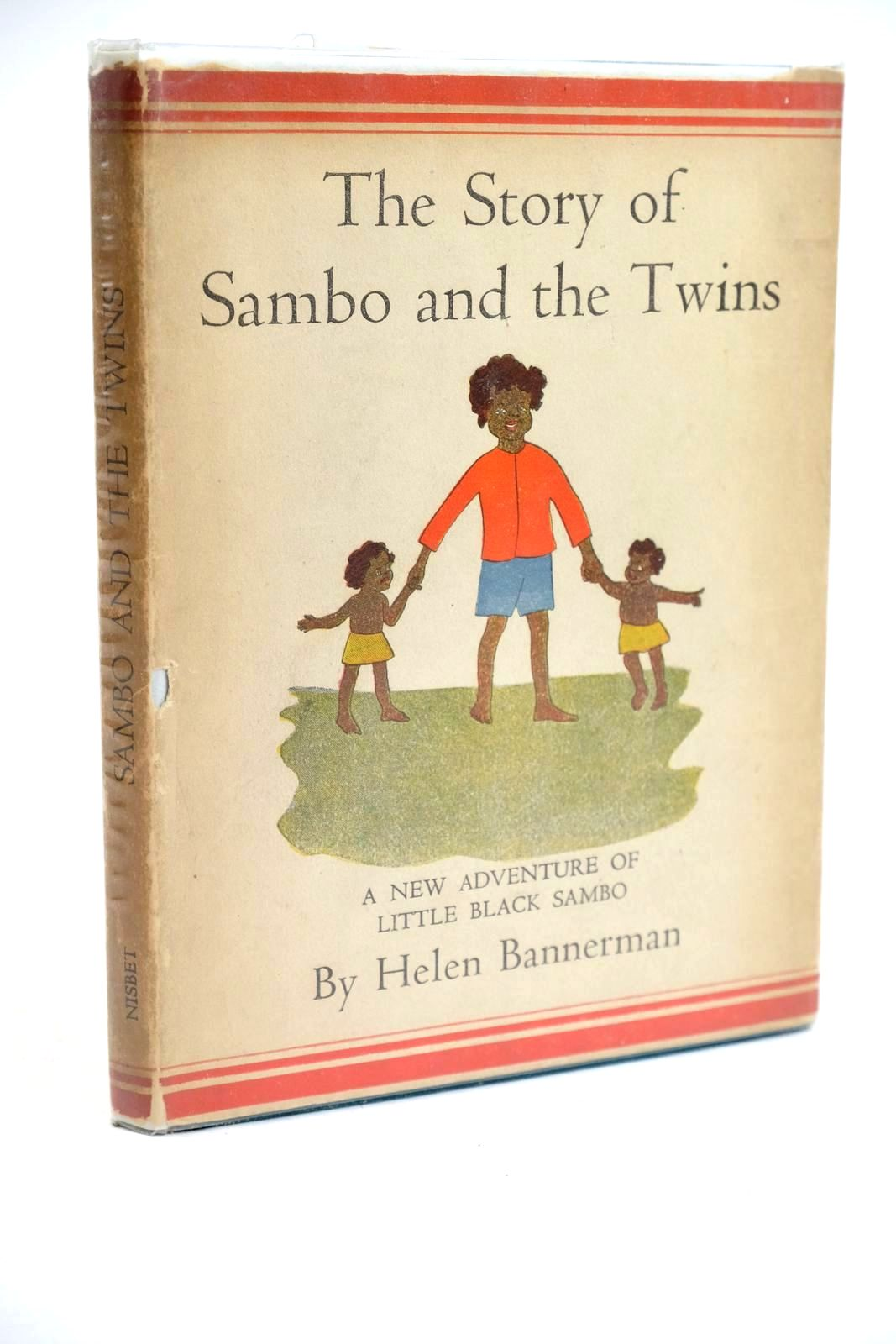 Photo of THE STORY OF SAMBO AND THE TWINS- Stock Number: 1320376