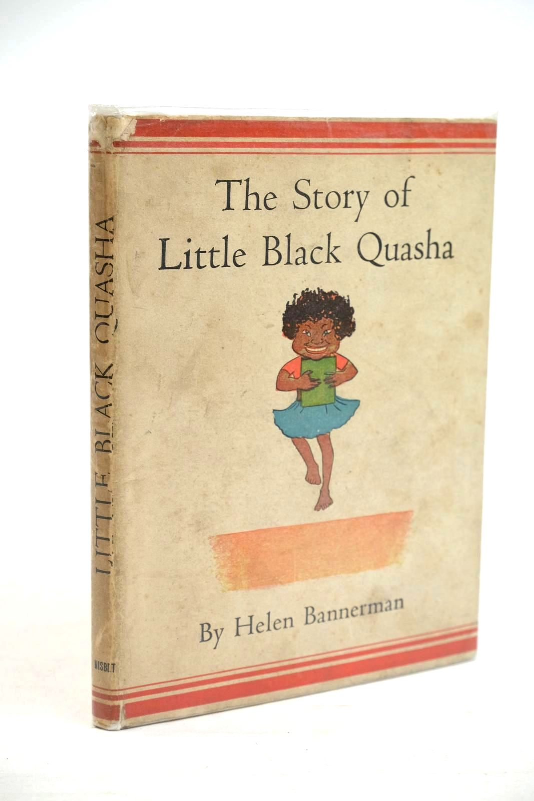 Photo of THE STORY OF LITTLE BLACK QUASHA- Stock Number: 1320377