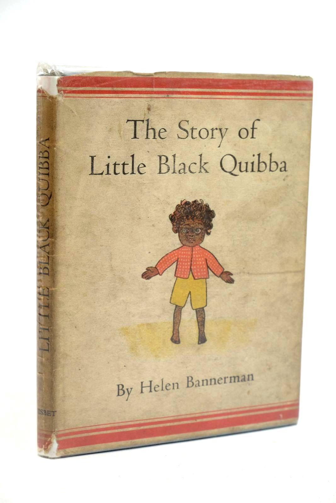 Photo of THE STORY OF LITTLE BLACK QUIBBA- Stock Number: 1320379