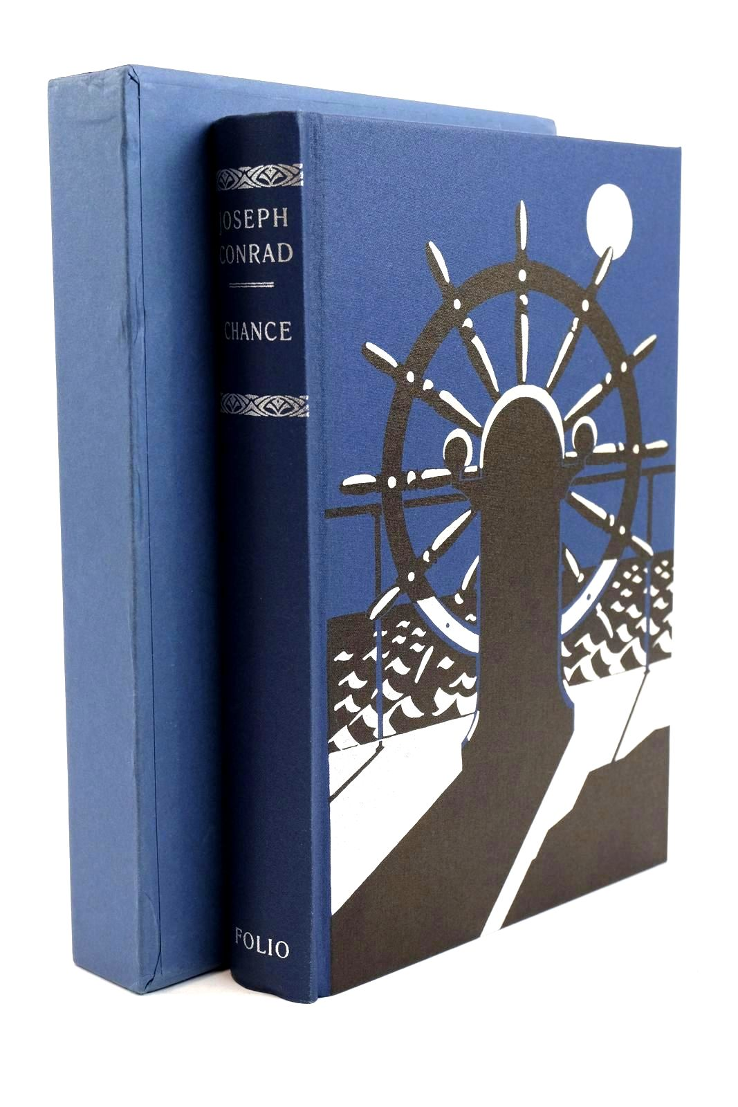 Photo of CHANCE written by Conrad, Joseph illustrated by Mosley, Francis published by Folio Society (STOCK CODE: 1320392)  for sale by Stella & Rose's Books