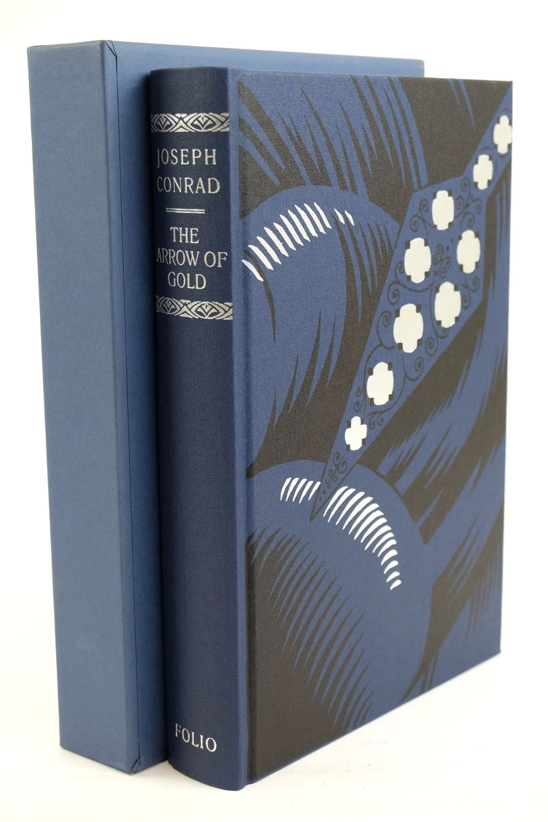 Photo of THE ARROW OF GOLD written by Conrad, Joseph illustrated by Mosley, Francis published by Folio Society (STOCK CODE: 1320397)  for sale by Stella & Rose's Books