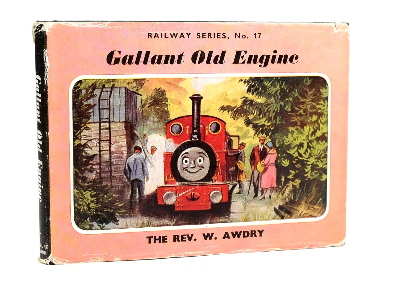 Photo of GALLANT OLD ENGINE- Stock Number: 1320404