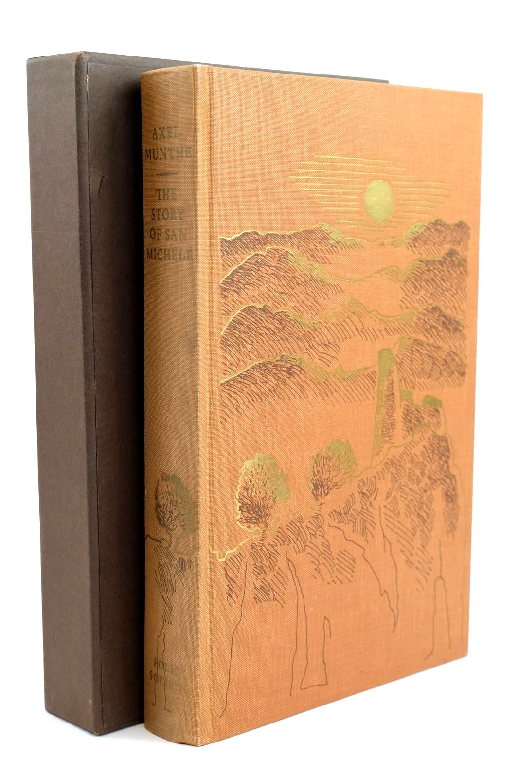 Photo of THE STORY OF SAN MICHELE written by Munthe, Axel published by Folio Society (STOCK CODE: 1320411)  for sale by Stella & Rose's Books