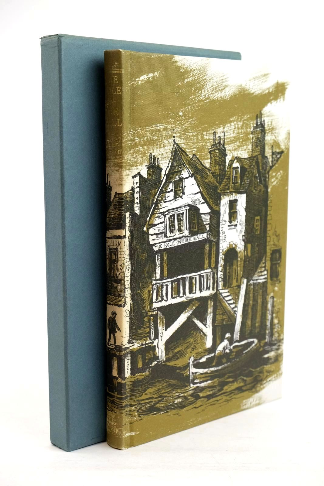 Photo of THE HOLE IN THE WALL written by Morrison, Arthur illustrated by Biro, Val published by Folio Society (STOCK CODE: 1320412)  for sale by Stella & Rose's Books