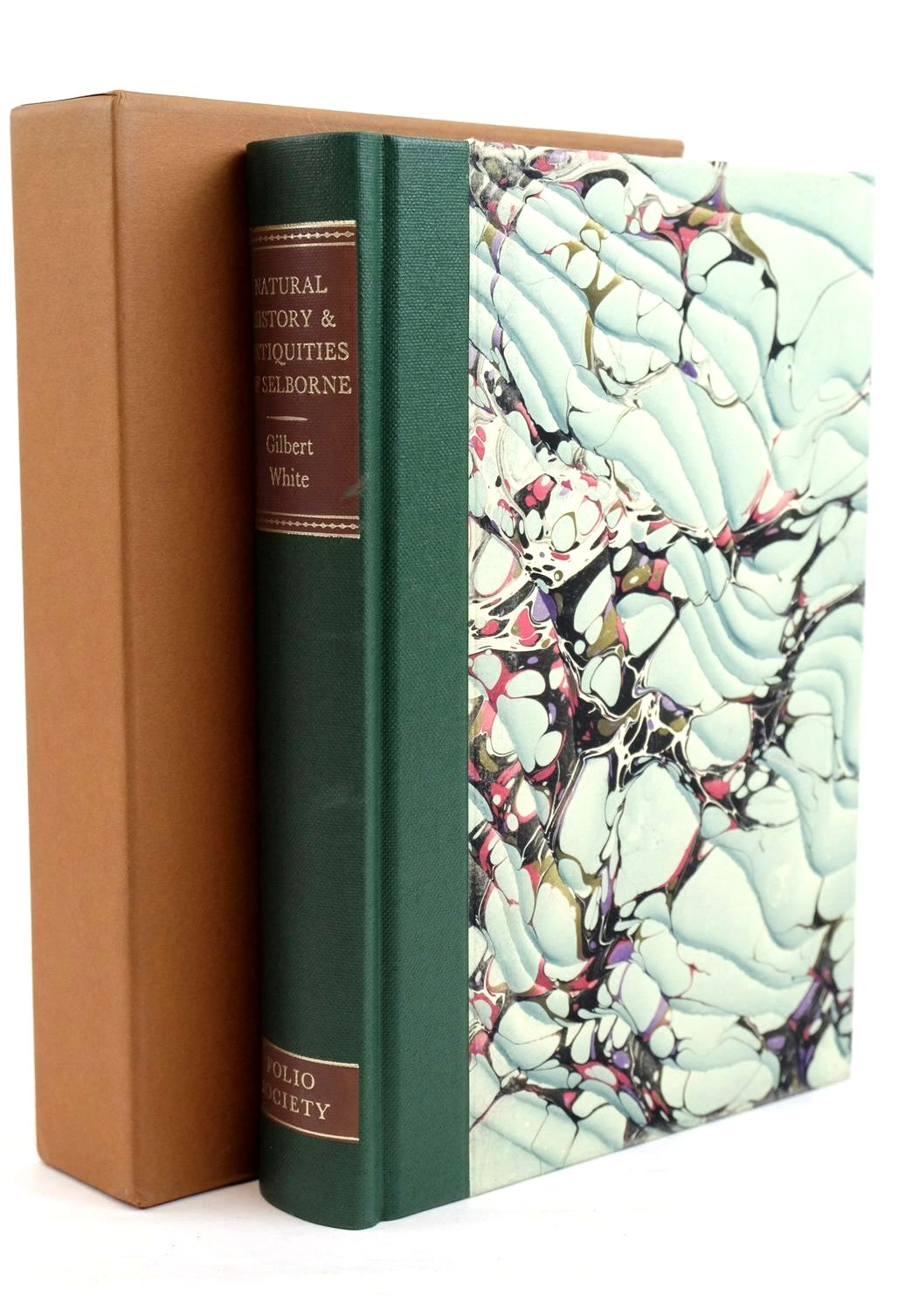 Photo of THE NATURAL HISTORY AND ANTIQUITIES OF SELBORNE written by White, Gilbert Niall, Ian illustrated by Wormell, Christopher published by Folio Society (STOCK CODE: 1320420)  for sale by Stella & Rose's Books
