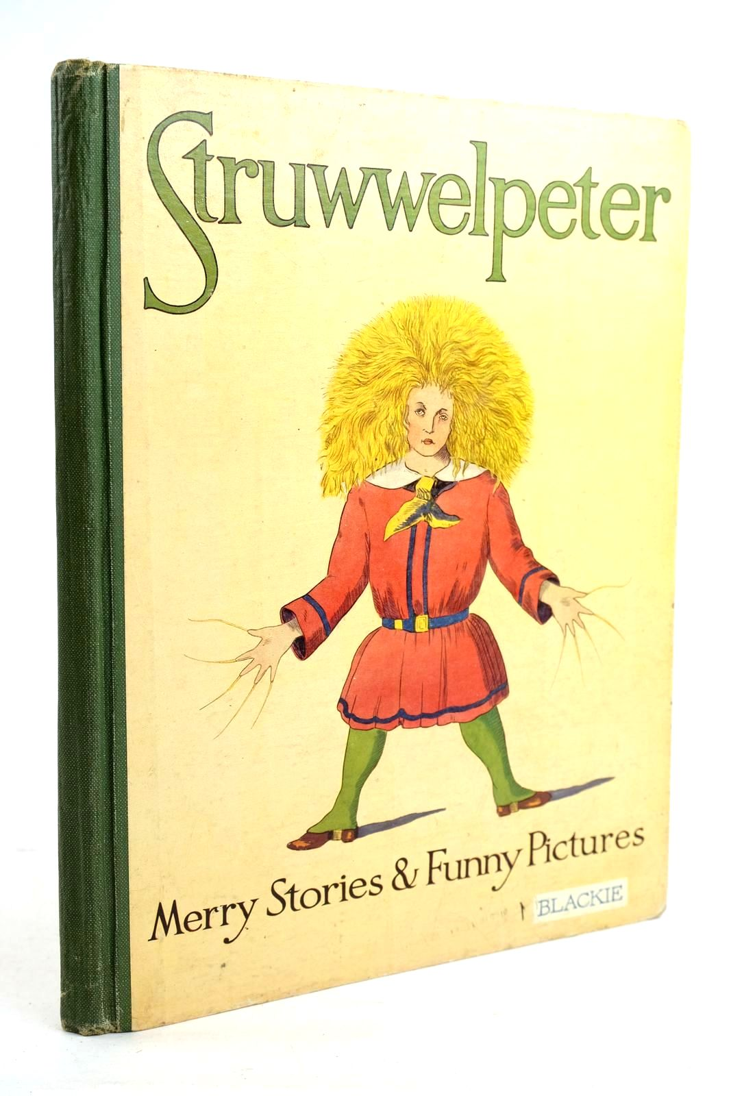 Photo of STRUWWELPETER OR, MERRY STORIES AND FUNNY PICTURES- Stock Number: 1320432