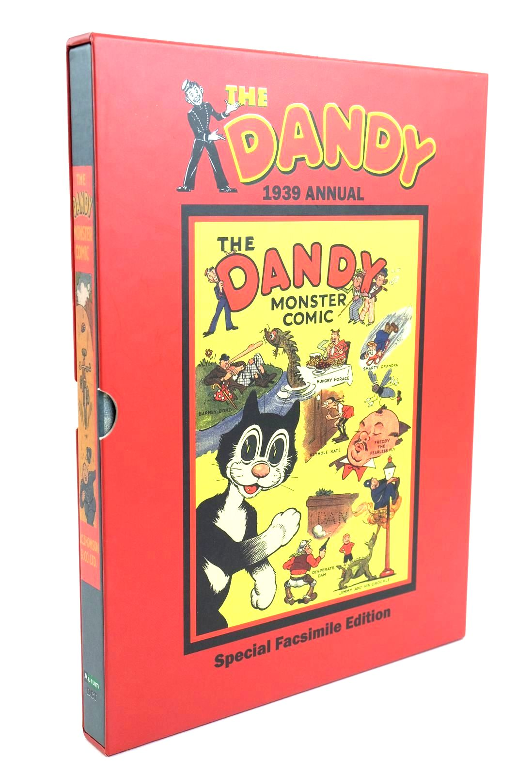 Photo of THE DANDY MONSTER COMIC 1939 (FACSIMILE)- Stock Number: 1320434