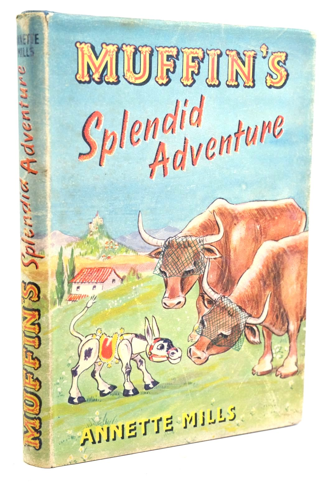Photo of MUFFIN'S SPLENDID ADVENTURE- Stock Number: 1320436