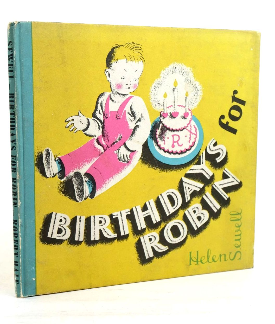 Photo of BIRTHDAYS FOR ROBIN- Stock Number: 1320438