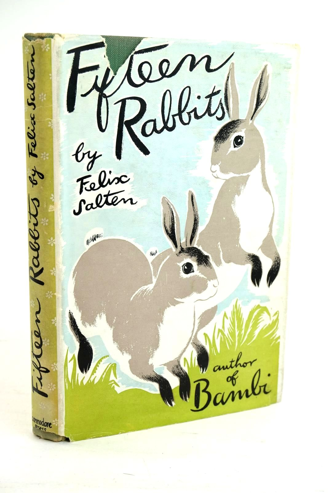 Photo of FIFTEEN RABBITS written by Salten, Felix Chambers, Whittaker illustrated by Dunn, Sheila published by The Commodore Press (STOCK CODE: 1320449)  for sale by Stella & Rose's Books