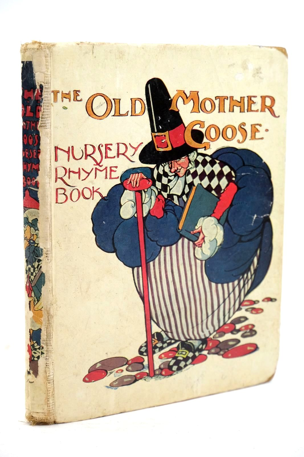 Photo of THE OLD MOTHER GOOSE NURSERY RHYME BOOK illustrated by Anderson, Anne published by Thomas Nelson and Sons Ltd. (STOCK CODE: 1320450)  for sale by Stella & Rose's Books