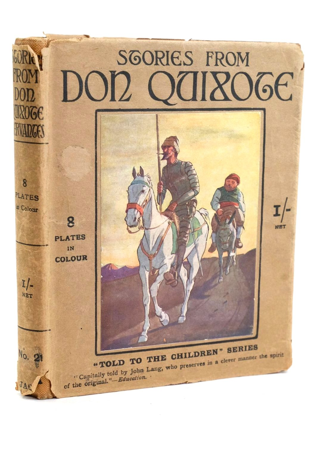 Photo of STORIES FROM DON QUIXOTE- Stock Number: 1320451
