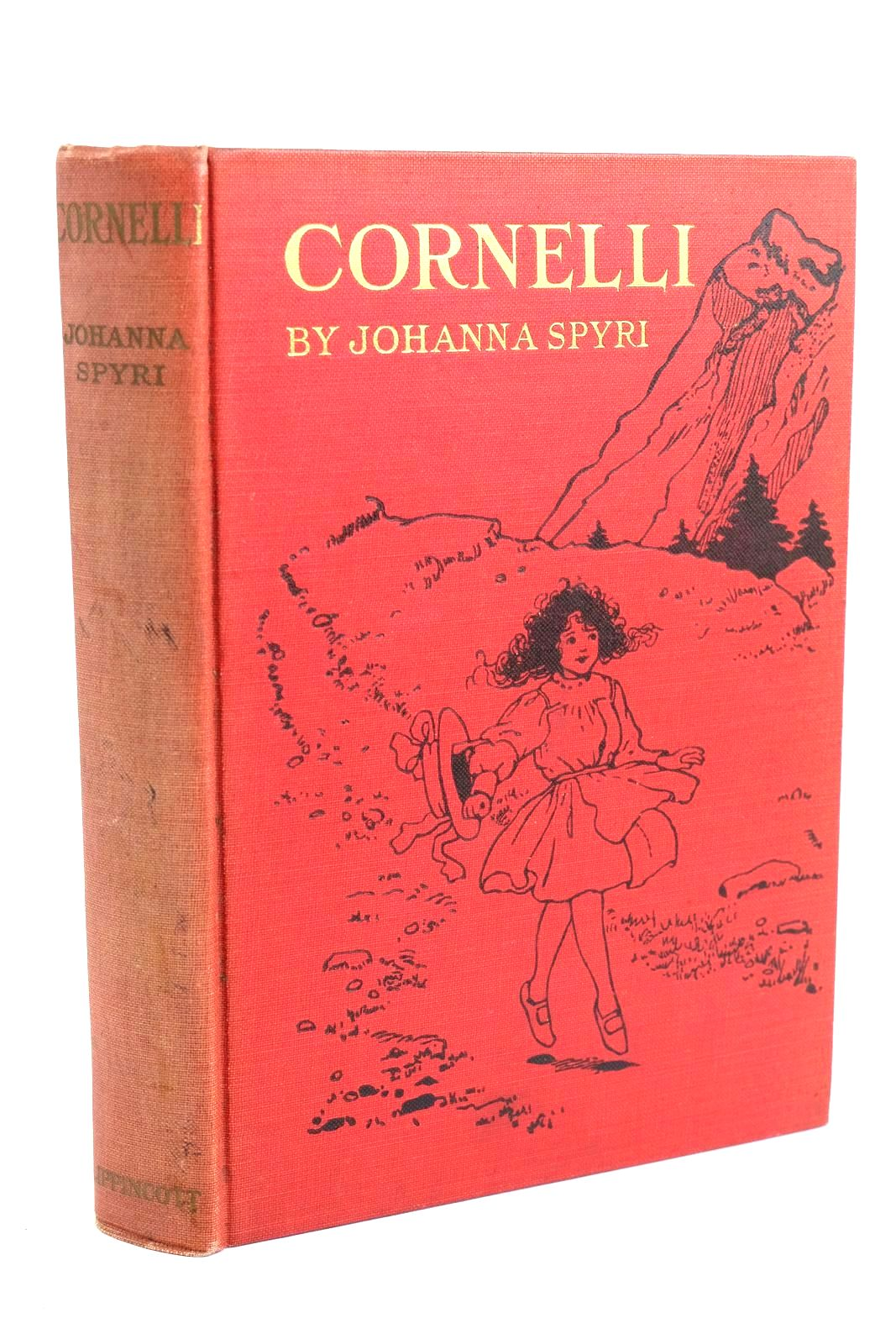 Photo of CORNELLI written by Spyri, Johanna Stork, Elisabeth P. Stork, Charles Wharton illustrated by Kirk, Maria L. published by J.B. Lippincott Company (STOCK CODE: 1320461)  for sale by Stella & Rose's Books
