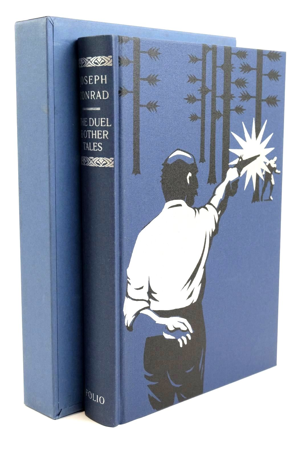 Photo of THE DUEL AND OTHER TALES written by Conrad, Joseph published by Folio Society (STOCK CODE: 1320465)  for sale by Stella & Rose's Books