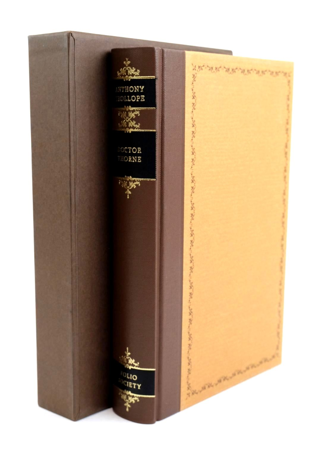 Photo of DOCTOR THORNE written by Trollope, Anthony illustrated by Pendle, Alexy published by Folio Society (STOCK CODE: 1320472)  for sale by Stella & Rose's Books