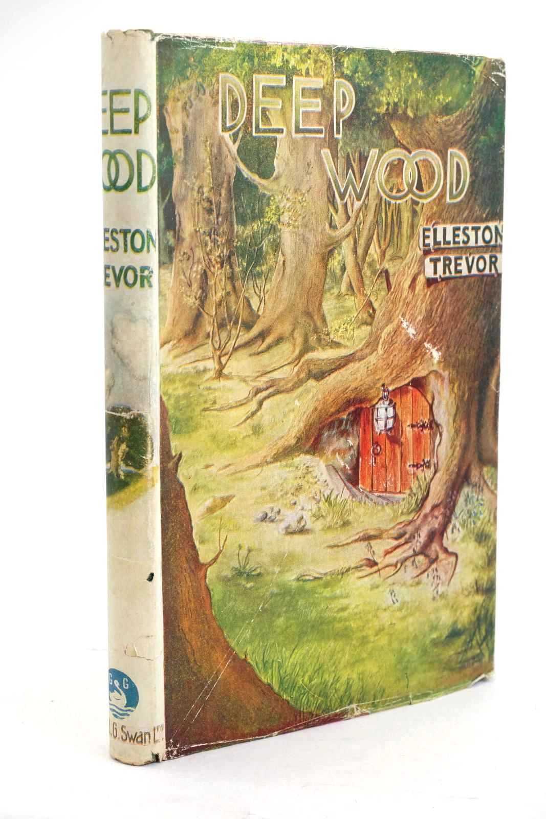 Photo of DEEP WOOD written by Trevor, Elleston illustrated by Williams, David published by Gerald G. Swan (STOCK CODE: 1320475)  for sale by Stella & Rose's Books